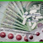 Medicamentos más usados para las Almorranas